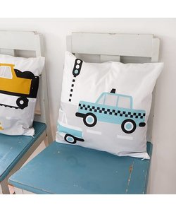 Children's pillow AUTO # 1 | Gray - Copy