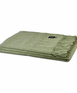 Alpaca plaid   Green