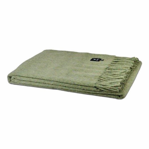 Alpaca plaid | Green 200x150 cm