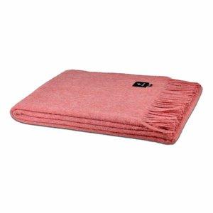 Van Buren Bolsward  Alpaca plaid | Pink