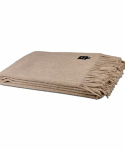 Alpaca Throw | Beige