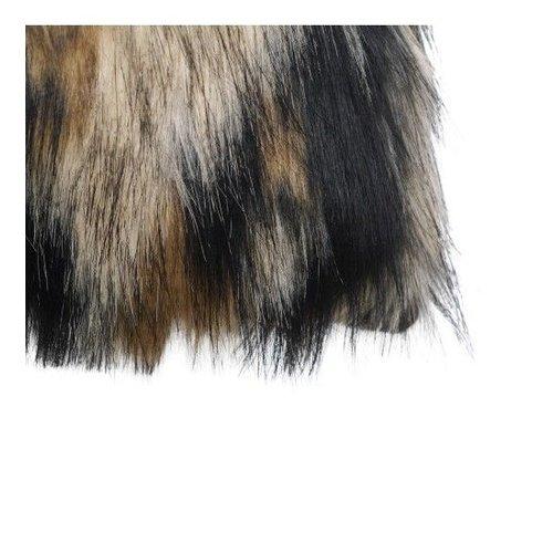 Raaf Bloempot Berner | Bont bruin