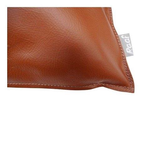 Raaf Raaf Waxine light holder cognac real leather