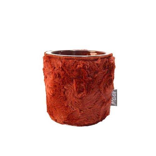 Raaf Flowerpot Lens | Brique