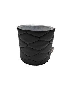 Flowerpot Madrid Black