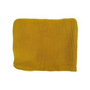 Raaf Plaid Spring yellow | 130x170 cm