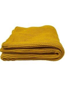 Plaid Spring yellow | 130x170 cm