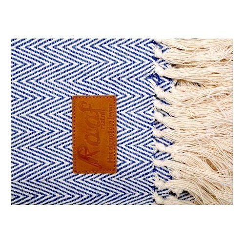 Raaf Plaid Nitin blue 130x180 cm