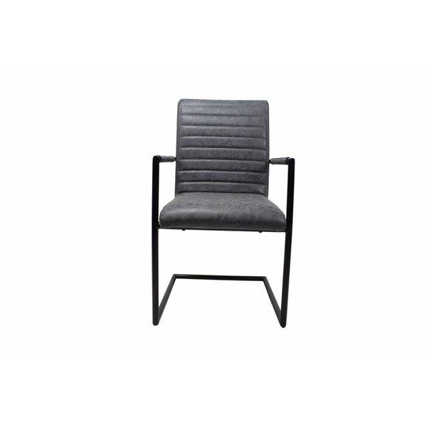 Bars dining chair black - Copy