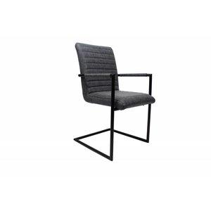 Het Landhuys Bars dining chair black - Copy