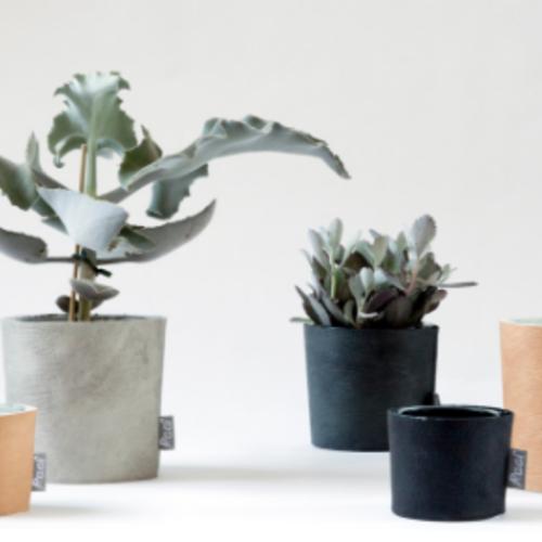 Hip flower pots from Raaf