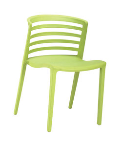 Garden chair Lucy lime green