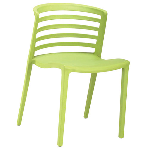 Het Landhuys Garden chair Lucy lime green