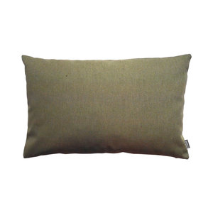 Raaf Outdoor throw pillow cover Canvas green