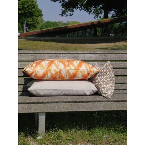Raaf Outdoor cushion cover Canvas green 40x60 cm - Copy