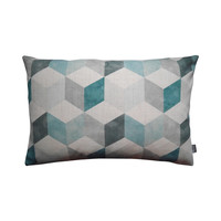 Outdoor cushion cover Blok petrol