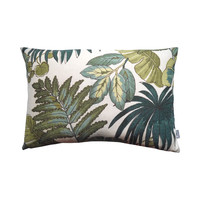 Outdoor cushion cover Leaf green