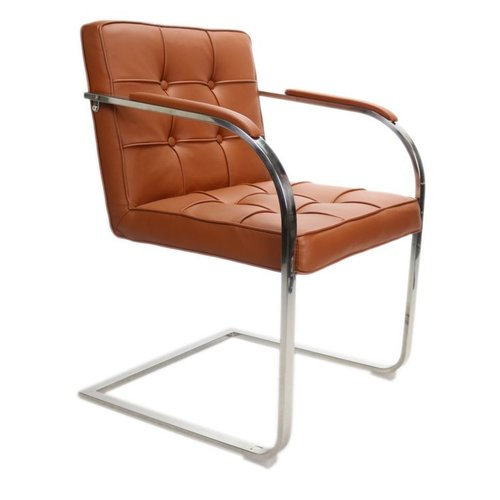 Het Landhuys Chair Bauhaus 9 boxes cognac