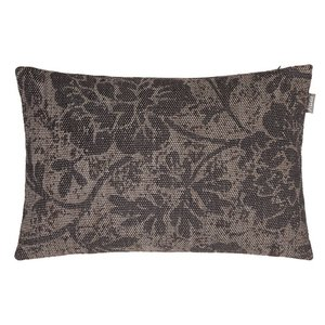Raaf Cushion cover Vintage flower taupe