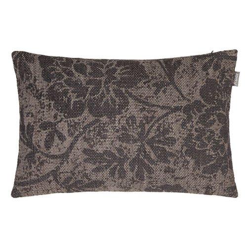 Raaf Cushion cover Vintage flower taupe