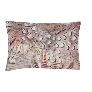 Raaf Cushion cover Feather taupe 35x50