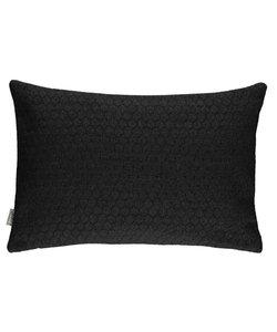 Cushion cover Bijenkorf black 35x50
