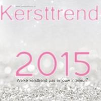 Kersttrends 2015