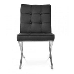 Het Landhuys Barcelona dining chair black