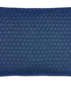 Cushion cover Bijenkorf dark blue 35x50