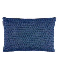 Cushion cover Bijenkorf dark blue 35x50
