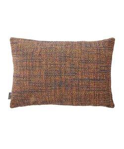 Cushion cover Plain orange 35x50