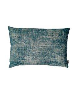 Cushion cover Vinatge petrol 40x60