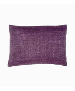Cushion cover Robby purple 50x50