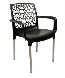 Garden chair Postiga in 10 colors