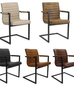 Dining chair Brut in 8 colors