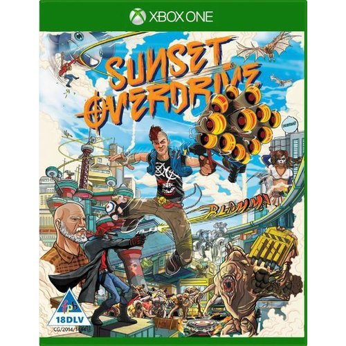 XBOXONE Sunset overdrive