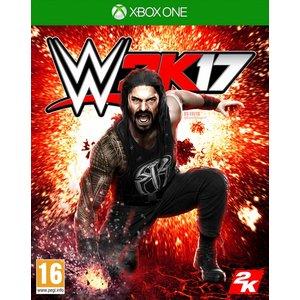 XBOXONE WWE 2K17