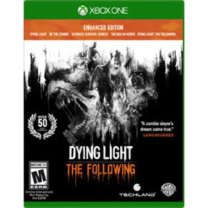 XBOXONE Dying Light - The Following Enhanced Edition