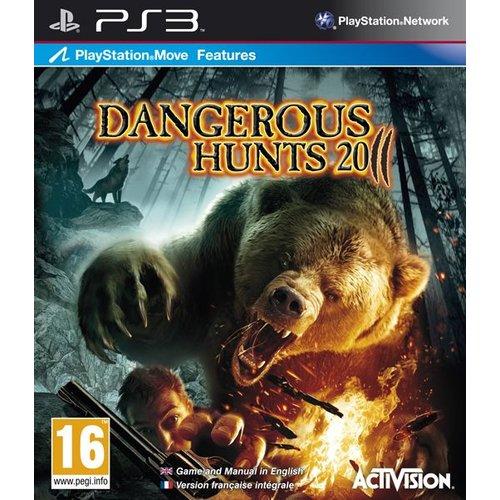 PS3 Cabela's dangerous hunts 2011