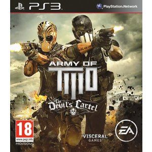 PS3 Army of Two - The Devil's Cartel