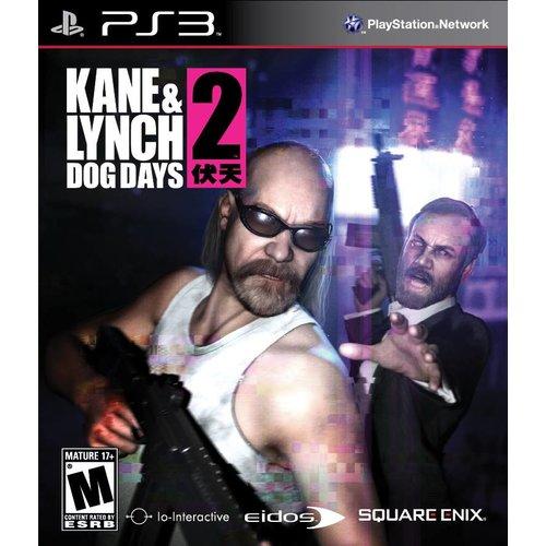 PS3 Kane & Lynch 2 Dog Days