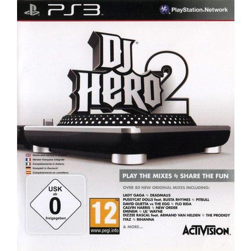 PS3 DJ Hero 2