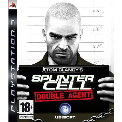 PS3 Tom Clancy's Splinter cell double agent