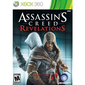 XBOX360 Assassin's Creed - Revelations