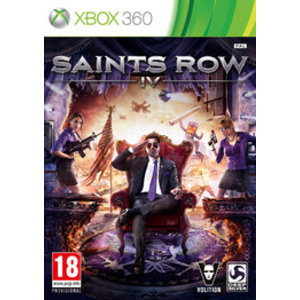 XBOX360 Saints Row IV