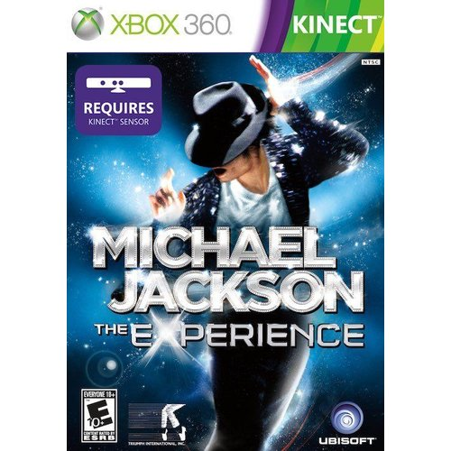 XBOX360 Michael Jackson - The Experience