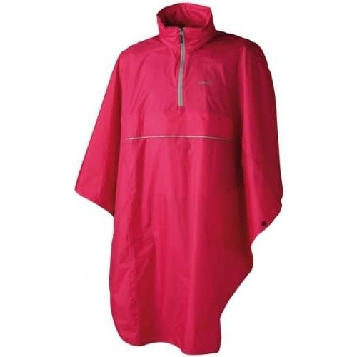 Poncho Agu Track pink One Size