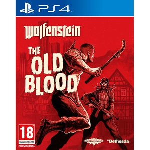 PS4 Wolfenstein - The Old Blood