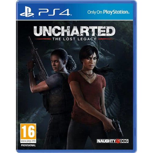 PS4 Uncharted - The Lost Legacy