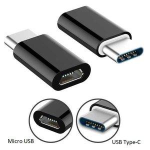 Micro USB naar USB C adapter OTG